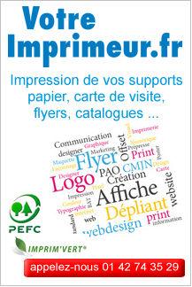carte de visite, flyers, imprimerie