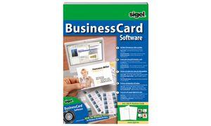 Sigel Logiciel BusinessCard Allemandpour Cartes De Visite